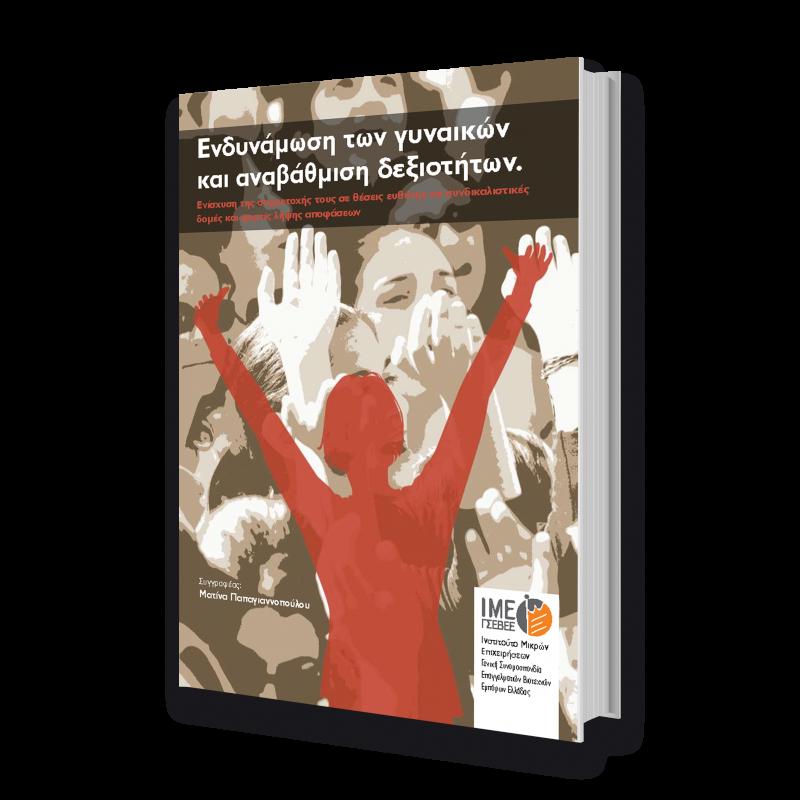 Εκπαιδευτικό υλικό, Ενδυνάμωση των γυναικών και αναβάθμιση δεξιοτήτων, Γυναικεία επιχειρηματικότητα, Κέντρα λήψης αποφάσεων