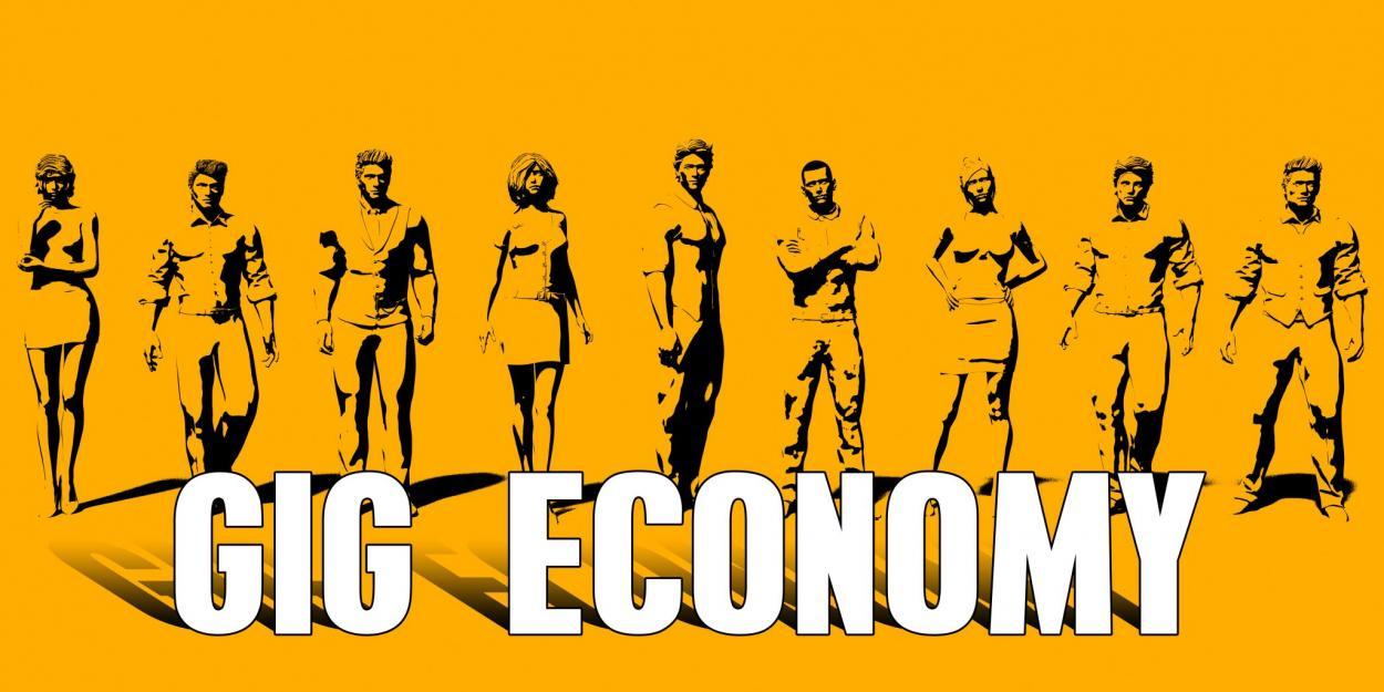 gig economy, sharing economy, αυτοαπασχόληση, εργασιακές σχέσεις, επιχειρηματικότητα